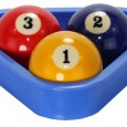This game is perfect for average players and advanced players. The object is to line up three balls on the breaking dot then break. One the pool balls have been […]